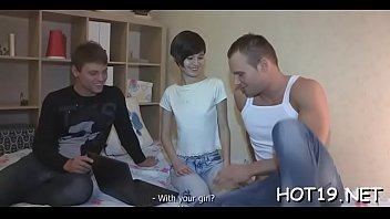 trany fuck couple stranger Sleeping mom video download