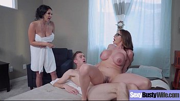inlaw son hugenatural juggs sexy older fuck Amtuer wife with black