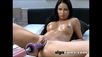 by brunette black guys two fucked drunk getting amateru Femdom male anal play