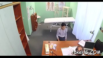 doctor bareback at clinic horny Hidden cam amateur in bed