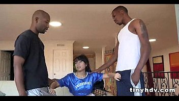 sister jealous pussy brother takes little Choi co gia su