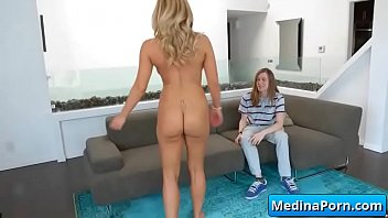 eats busty horny pussy hairy girl young s milf Dream son fuck mom big ass