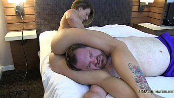 mixed nancy wrestling Sexy husbands in black otc socks make love