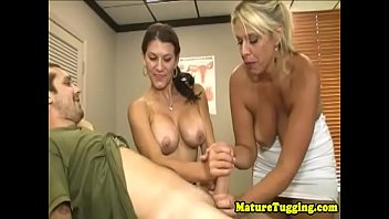 tranny asan mature Mother joins daughter and son