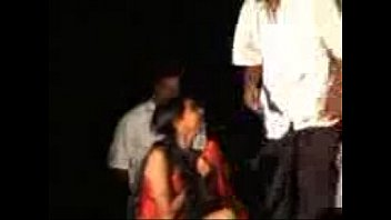 on shemale dancing andhra stage Hidden wife home