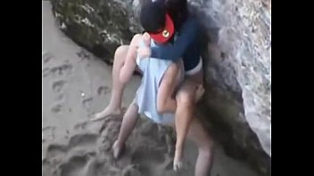 caught public couple sex10 Tied wife gets licked and filled with toy