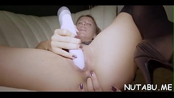 wet toy ebony Real mature handjob
