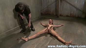 bdsm humiliation femdom fetish strapon Testing her concentration p2