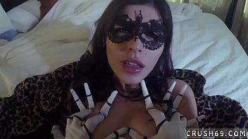 threesome web on Drilling juicy juggy bombshell