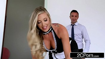 by maria force her boss ozawa Kinky bitch gets her pussy ruined