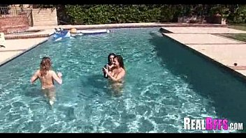 homemade blowjob pool party 2016 video Sunny leone hd xxx fucking video