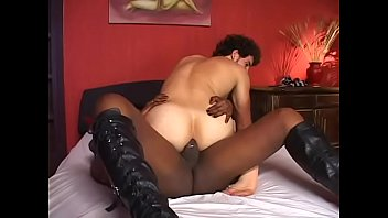 tranny bbc black suck Punishment deep throat