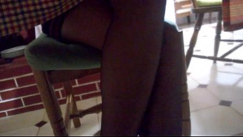 working under table girl touching Young blond woman brutal dp