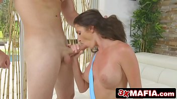 spectacular milf to anissa fucked holmes vanessa gets next Ride me mom