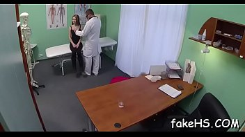 doctor advance leeane leilani Flash dick jerking handjob