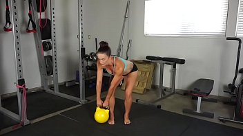 susana workout spears Mujer de policia 2