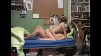 lesbians dorm room Gangbang and multiple creampied4