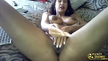 tits oil wonderful massage big by Leah wilde superbabe