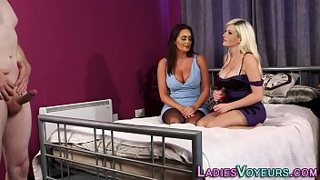 amateur watch cfnm hotties Stepmom and daghter share