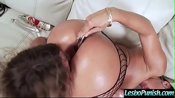 get with sexy busty vibrator punished lesbo vid 15 Gilf riding monster cock