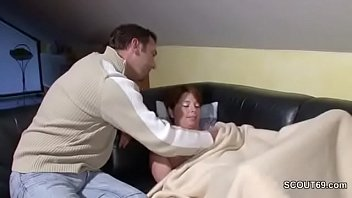 son not mom forced sleeping dad home while korean at Cumshort in one pussy by 10 mans