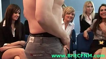 strip ladies british Hardcore riding homemade