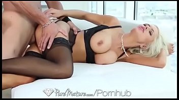 trainer hunky personal out juicy of the works snatch Sharon lee masturbating