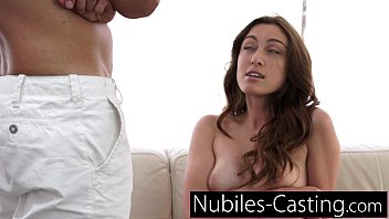 agent casting fail Big tit 18 forced into gangbang