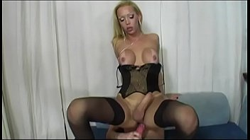 tranny swallows hot Taylor isnt ready for hardcore sex pt1
