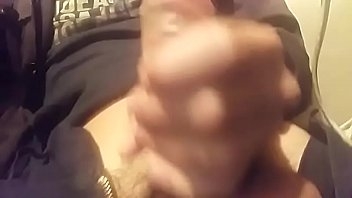 my me caught step jerking Night crawling voyeur