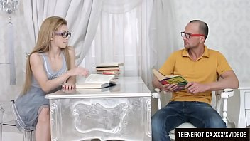 what reflex blonde is idea has gag no Student gets creampie from teacher
