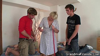 moster cock video vs granny cuckold Moans loud amateur doggy style