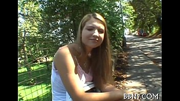 orgy the with hot in outdoor 2 vixens young sexy woods Sensual blow job pt 1
