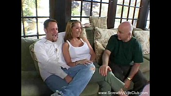 wife hubby watches Teen sex grandfather