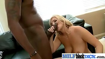 black cock with mature big Japanese sex in back room