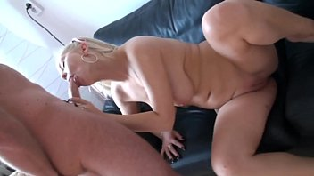 blonde posh and gets facial creampie2 Kimber james new fucked