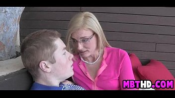 mom love sucking10 Mature stocking lady fuck and suck facial