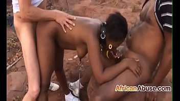 punished rough gangbang gets girl black Anita pearl masturbates