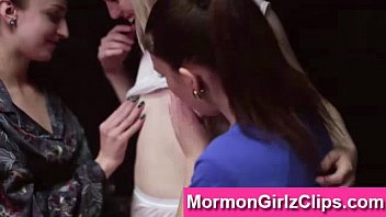 mormon lesbian amateur Gay fuck dustin fitch and julian smiles have a cheap boss w