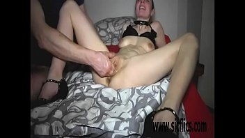 pussy fist swallowing butle 16 years old sister