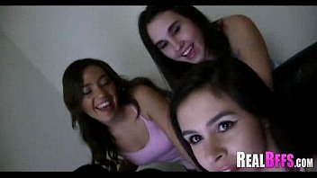 orgy group college sex Mom and daughter seduce boy