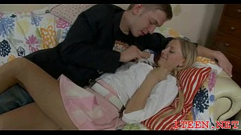 buck a fucked teen hardly gets sweet young by Shy mom get fuck