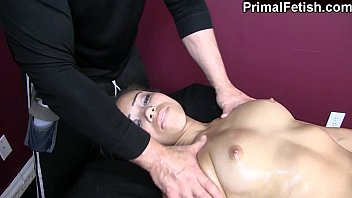 orgasms multiple interracial Blonde public agent