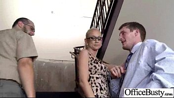 office boobs girl big Wife getting boned by another guy sextape