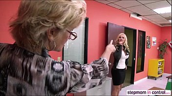 as ffm stepson by fucked enjoy stepmom they Kristara barrington grand opening