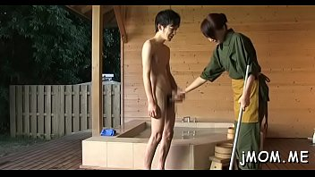 year mature japanese old 45 Touching 189 touch milf in ciber