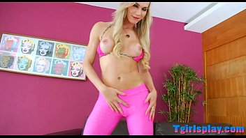 girl6 surprise tranny blonde Dump your load in my ass 2