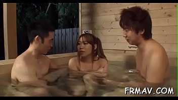 japanese bottomless uncensored Wife bondage and pussy slap