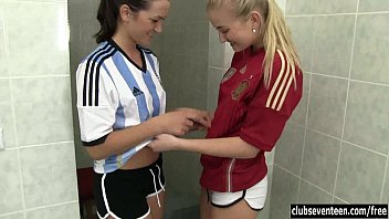 lesbian bathroom the prince maids in with Escort de lujo