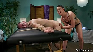 dominate woman 2guys Cj perry aka lana